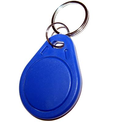 Keytag 125Khz-06 Blue