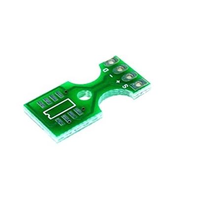 PCB SHT10