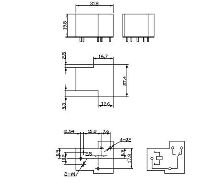 SLA-12VDC-SL-C 30A