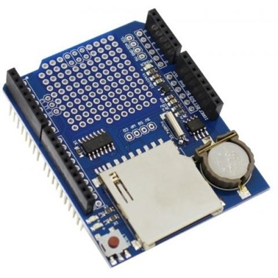 Assembled Data  shield for Arduino R3