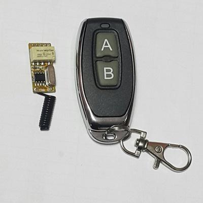 Remote 2 button + Module Receiver 315M