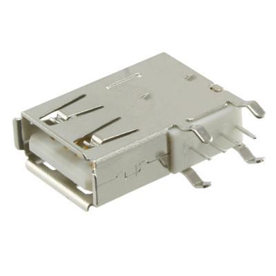 USB-A Vertical Female Righ Angle