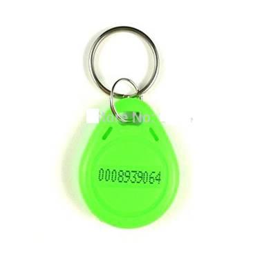 Keytag 125Khz-07 Green