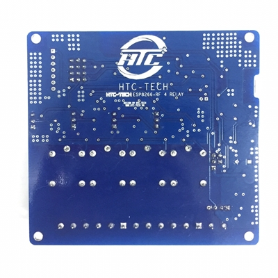 Module HTC WiFi ESP8266 4 Relay