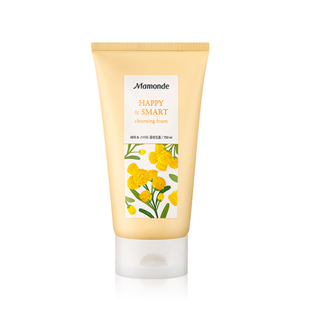 Sữa Rửa Mặt Mamonde Happy & Smart Cleansing Foam
