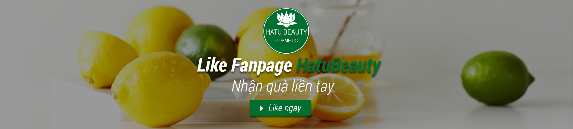 Like Fanpage Hatu Beauty