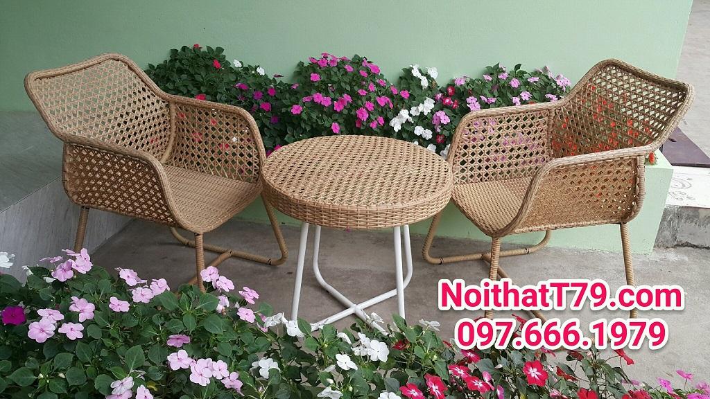 Bàn ghế cafe LEPARK 233103