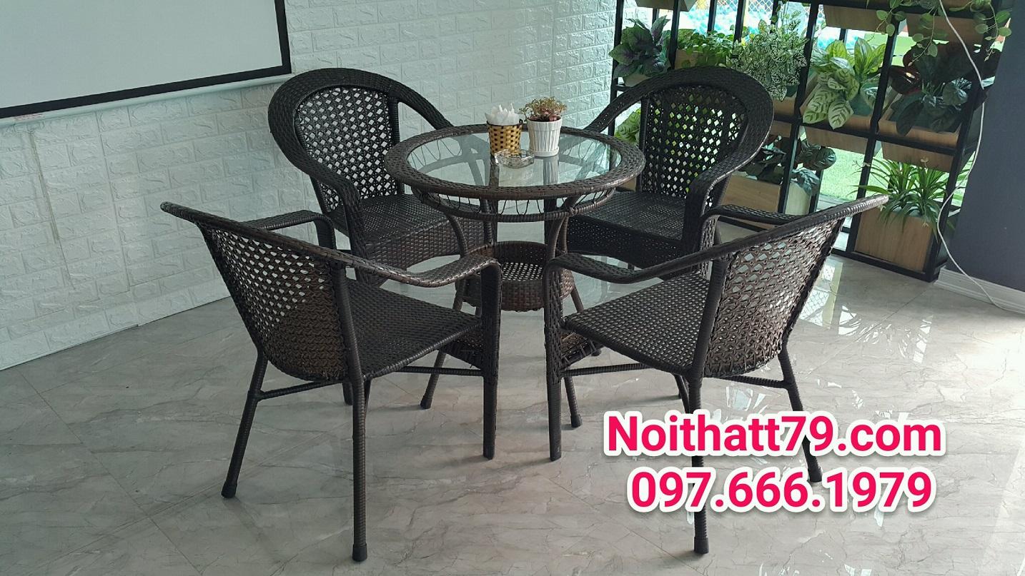 Bàn ghế cafe LAICHAU - T79 - 094339