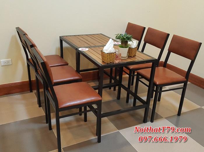 Bàn ghế phòng ăn nhà bếp 172751