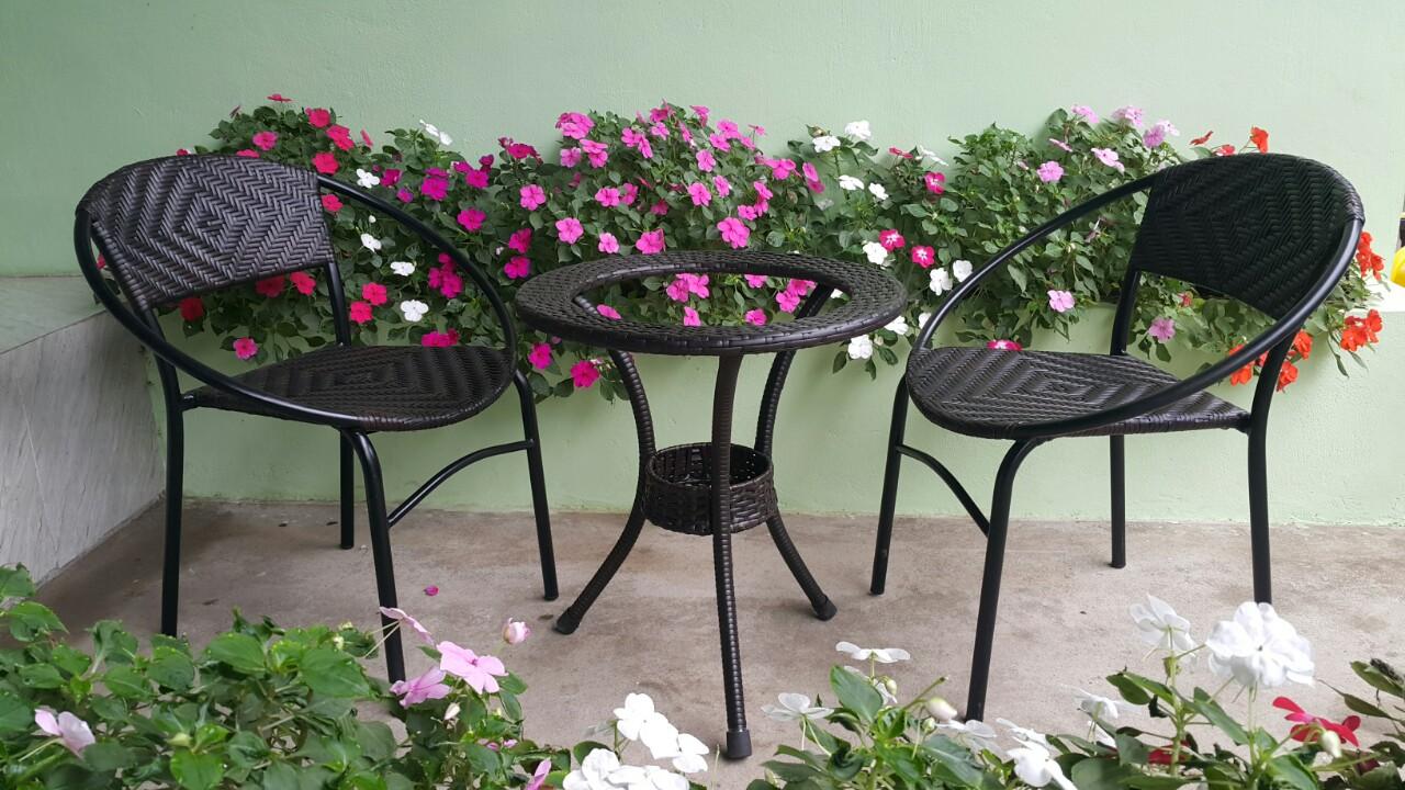 Bàn ghế cafe 101045