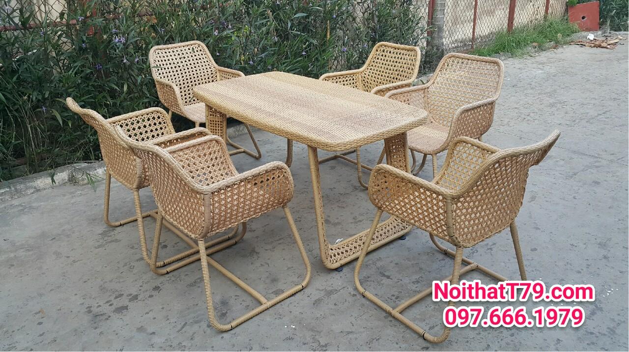 Bàn ghế nhà hàng LEPARK-173638