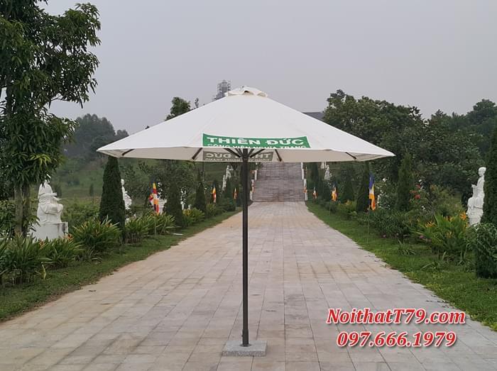 ô dù ngoài trời in quảng cáo 175235 - 2