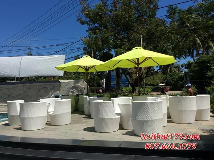 Sofa cafe, sofa nhà hàng 2195