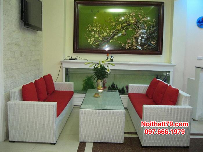 Sofa phòng khách, Sofa văn phòng 3296