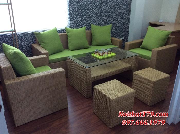 Sofa phòng khách, Sofa văn phòng 3562