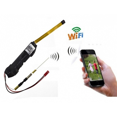 Camera IP Wifi siêu nhỏ V99