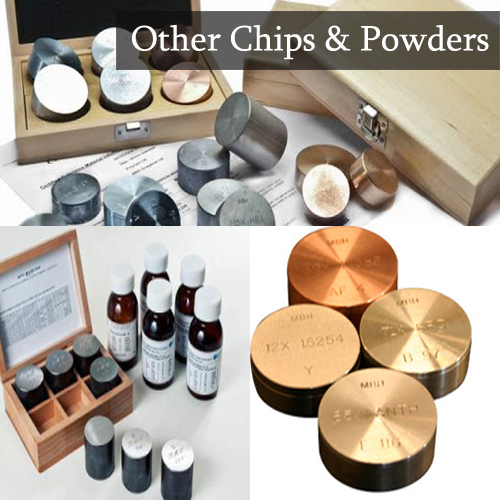 Other Chips & Powders