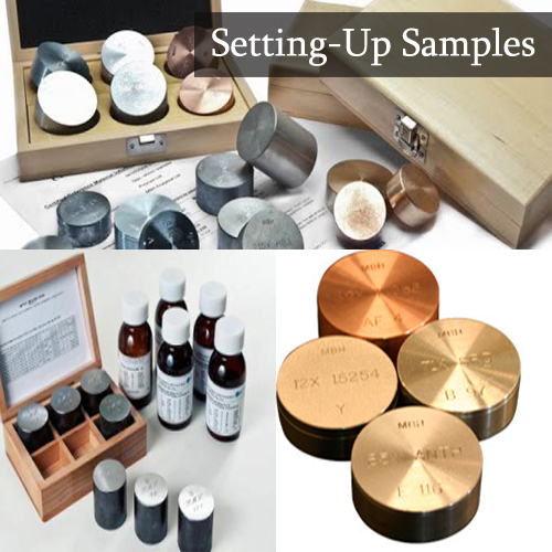 Setting-Up Samples