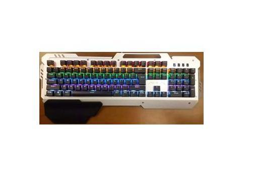 Bàn phím Cơ Aula si-2022 Mechanical Led Rainbow