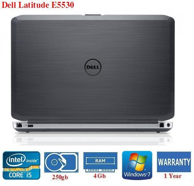Dell Latitude E5530 Core i5-3210M