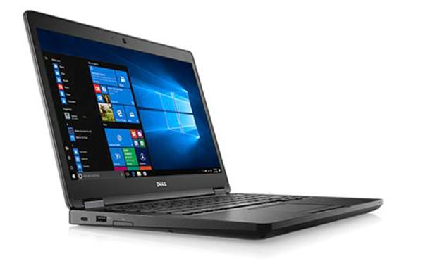 Laptop Dell Latitude 5480 42LT540W04-Black
