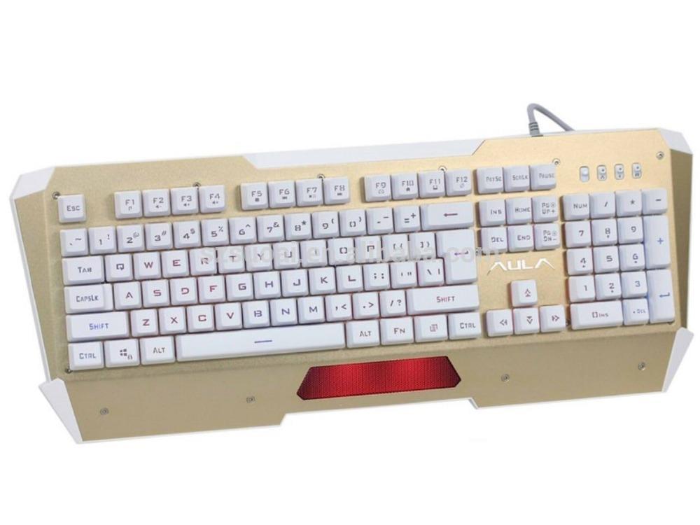 bàn phím chơi game, bàn phím gaming, Spirit blade seven-color backlight