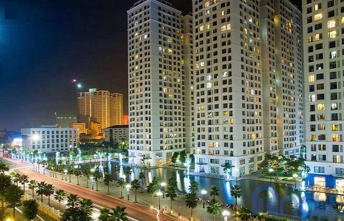 Khu Đô Thị Time City