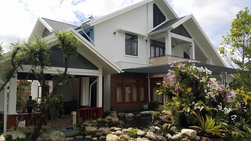 Văn phòng đại điện Green House Quảng Ninh