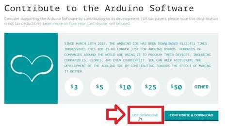 phát triển phần mền cho arduno IDE