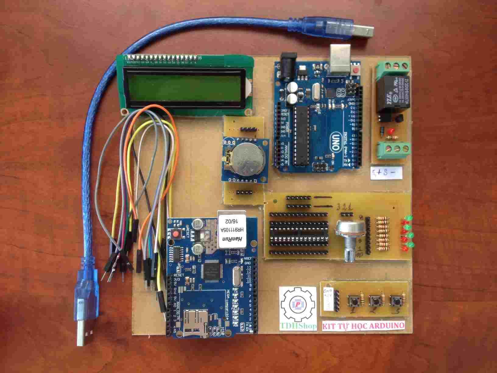 Tự Học Arduino Và Ethernet Shield