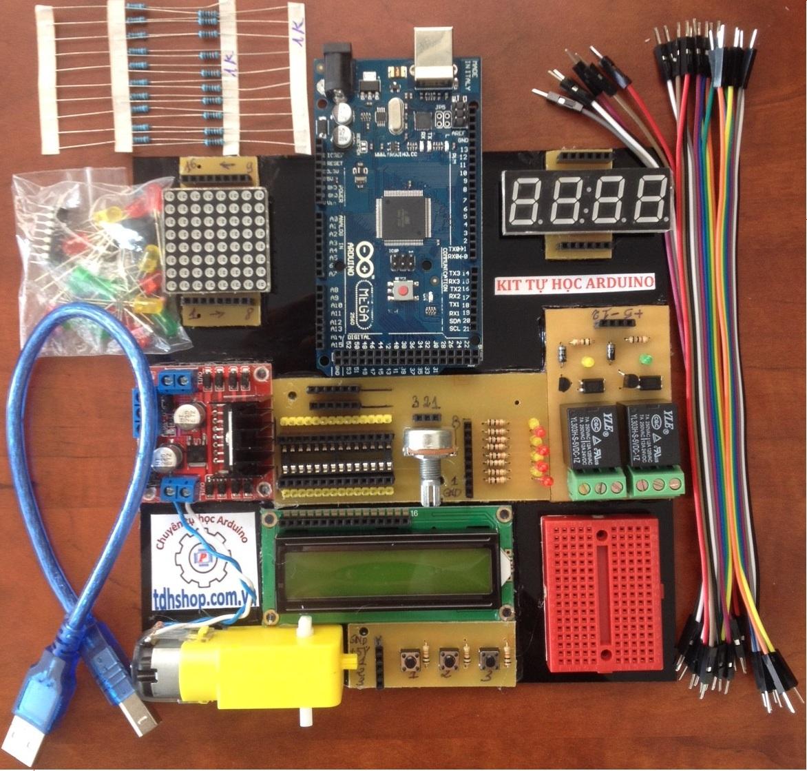 Kit Tự Học Arduino M2