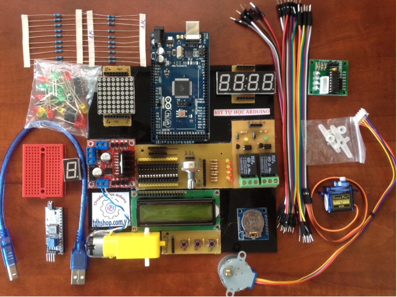 Kit Tự Học Arduino M3