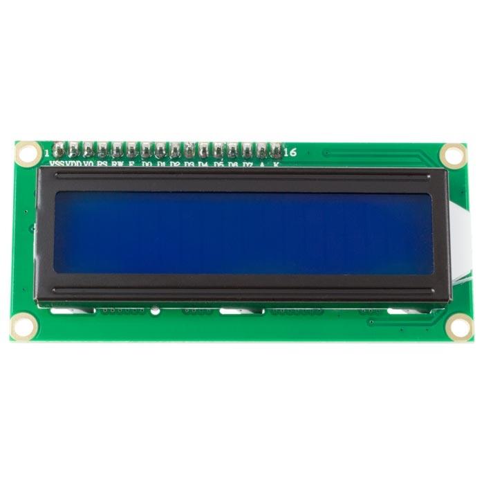 LCD1602 Xanh Dương