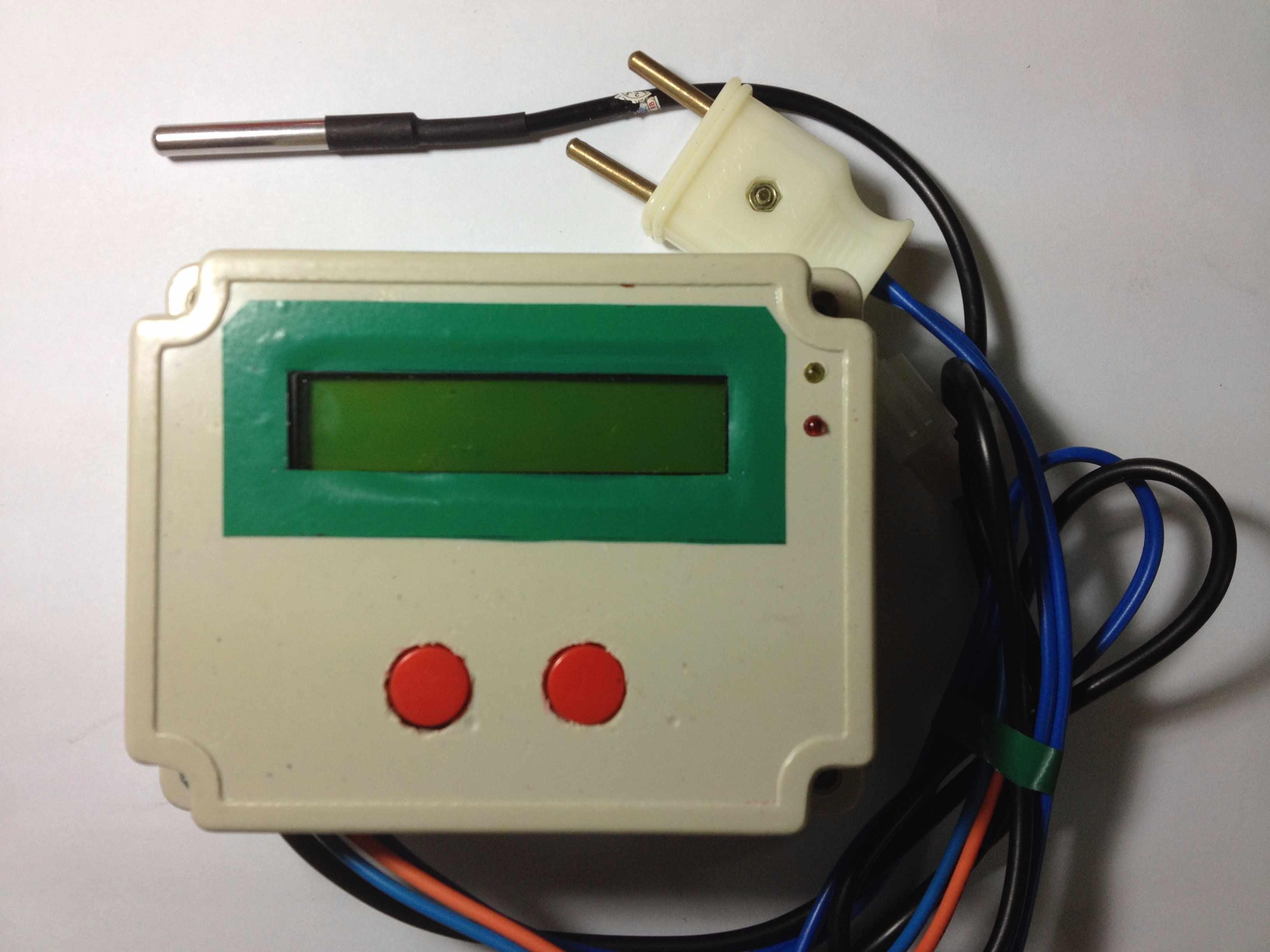 Bộ điều khiển nhiệt độ theo yêu cầu