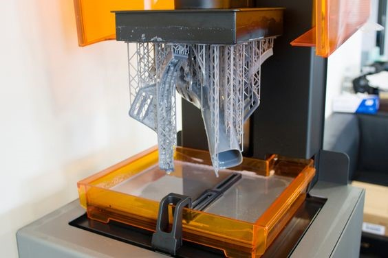 Công nghệ in 3D SLA (Stereolithography Apparatus)
