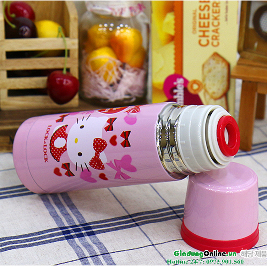 Lock&lock Hello Kitty HKT322P 350ml