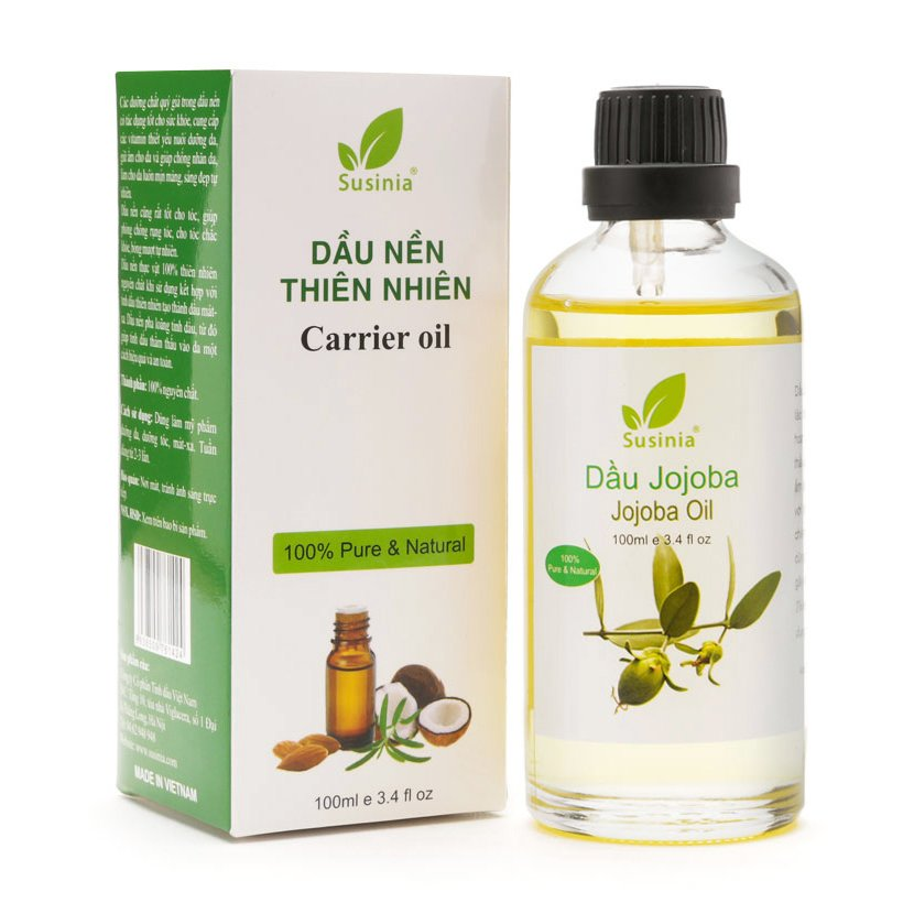 Dau Jojoba Susinia 100ml nguyen chat