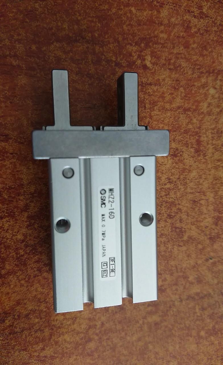 xy lanh máy khẩu trang MHZ2-16D - Xy lanh Kẹp