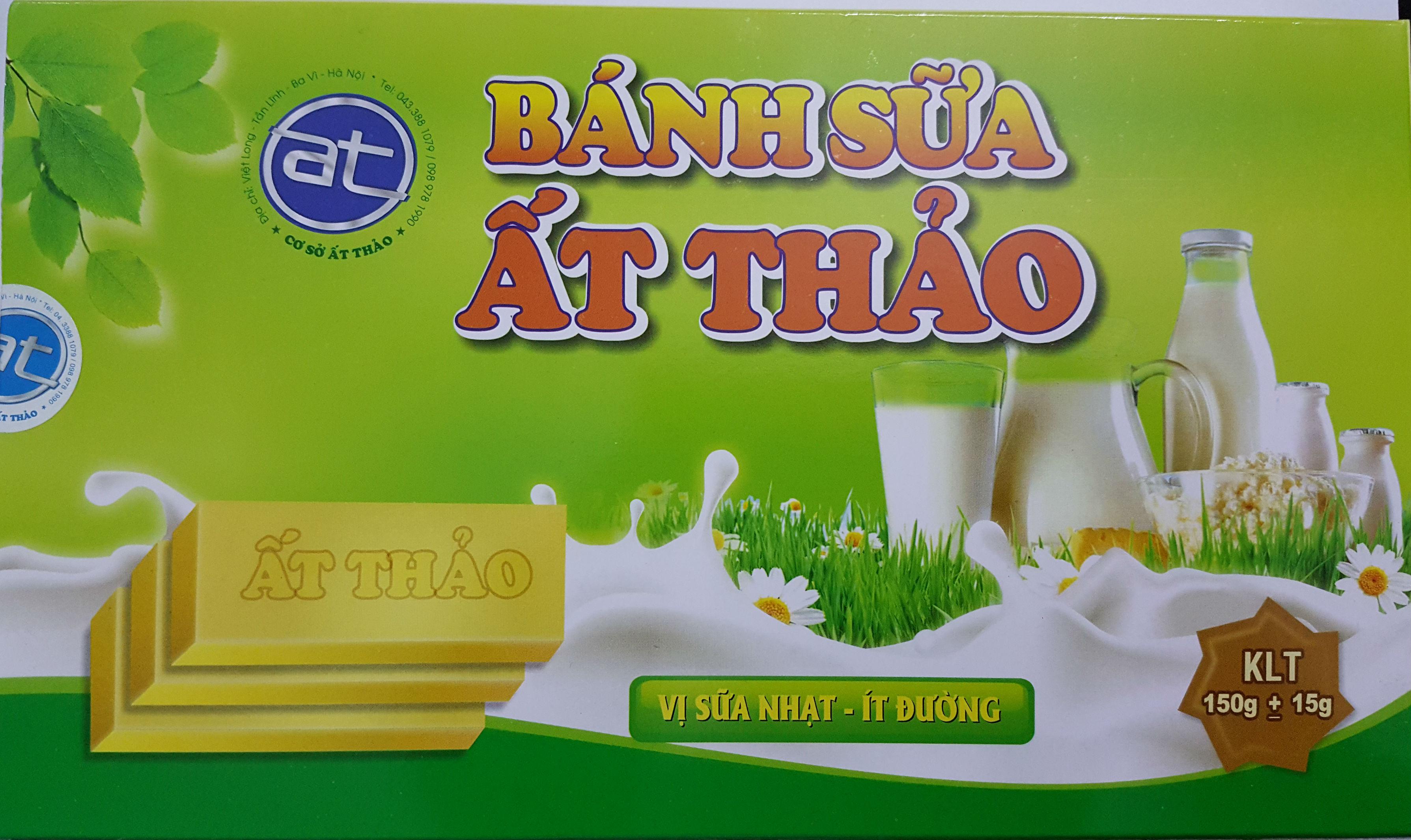Bánh sữa Ất Thảo hộp 150g