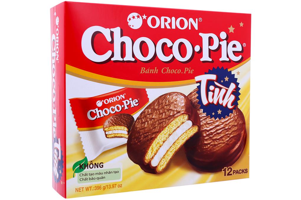 Bánh Choco-Pie Socola hộp 396g