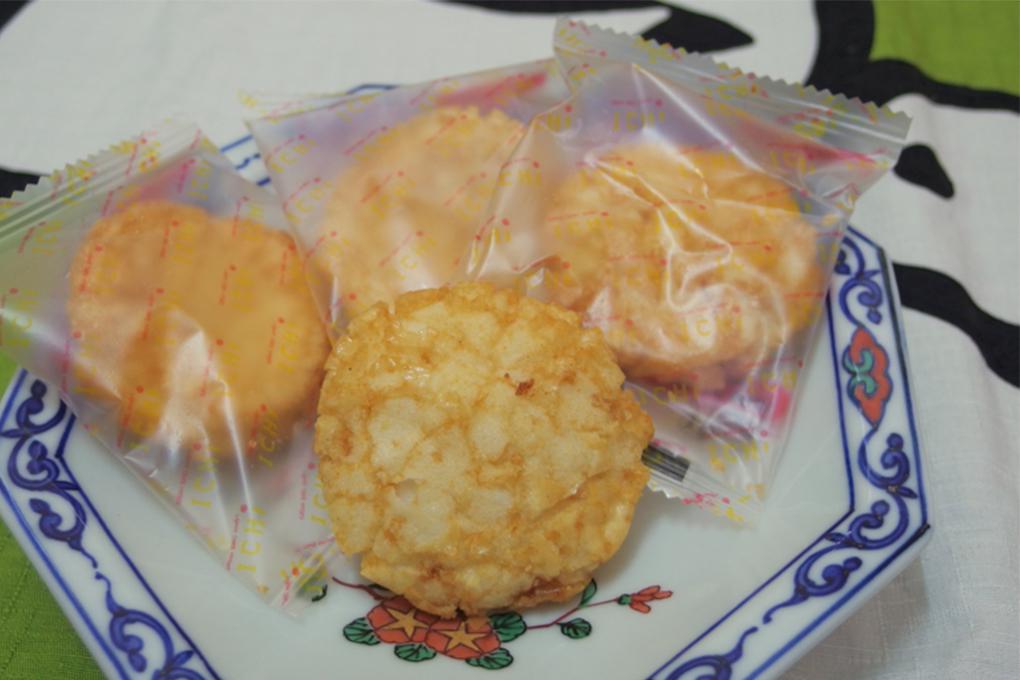Bánh gạo Nhật Ichi gói 100g