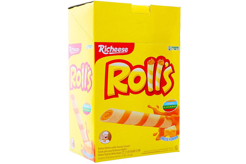 Bánh quế Roll