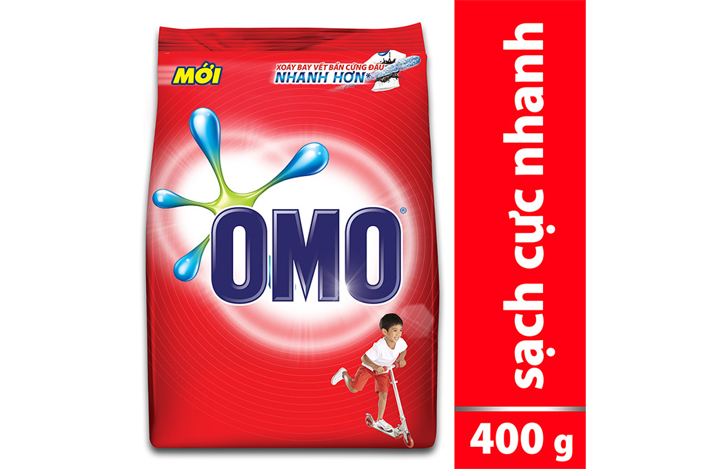 Bột giặt Omo 400g