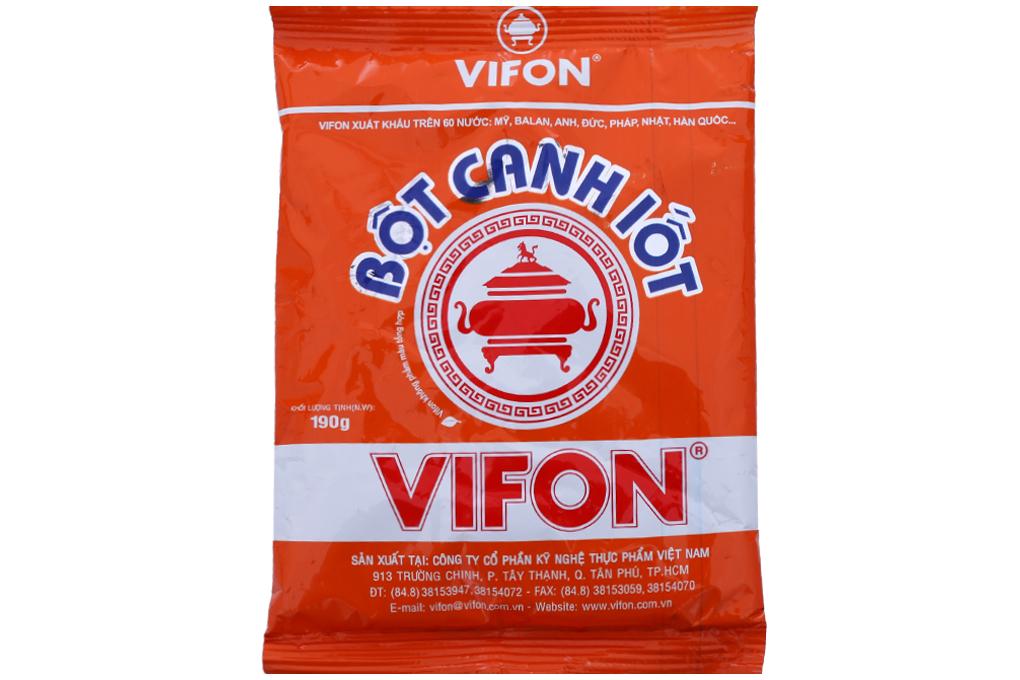 Bột canh Iốt Vifon gói 190g