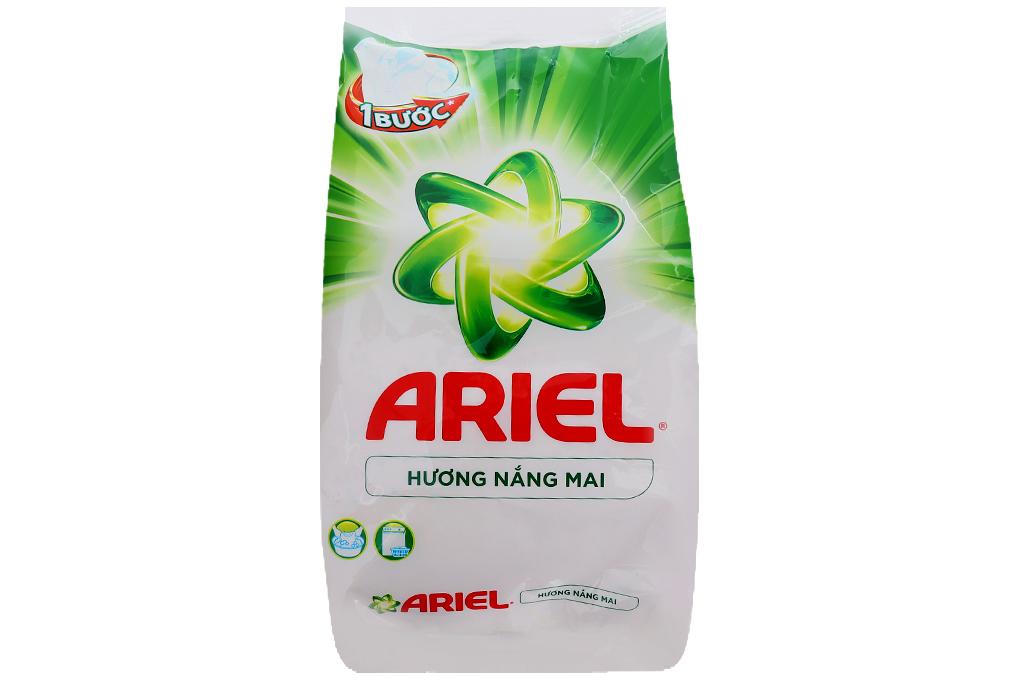 Bột giặt Ariel hương nắng mai gói 360g