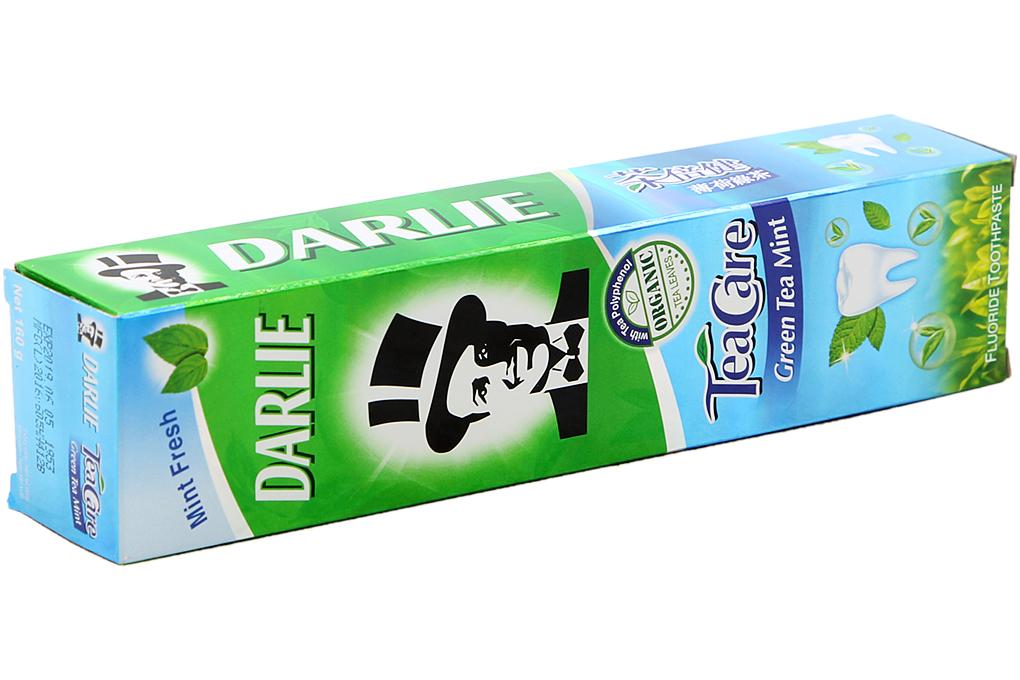Kem đánh răng Darlie Tea Care Mint hộp 160g