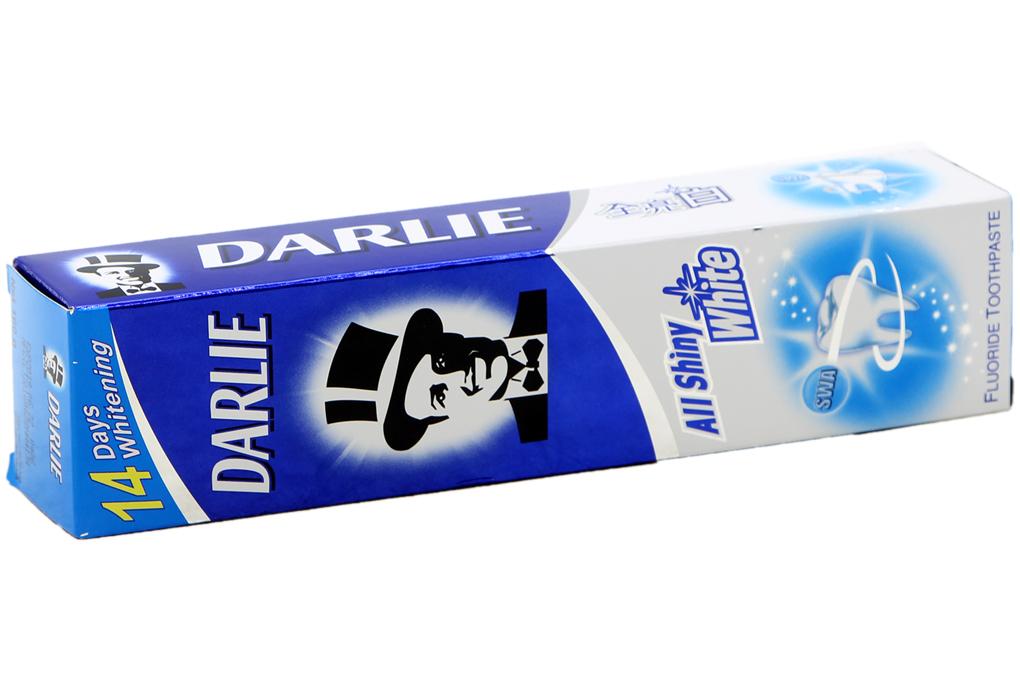 Kem đánh răng Darlie trắng răng hộp 160g