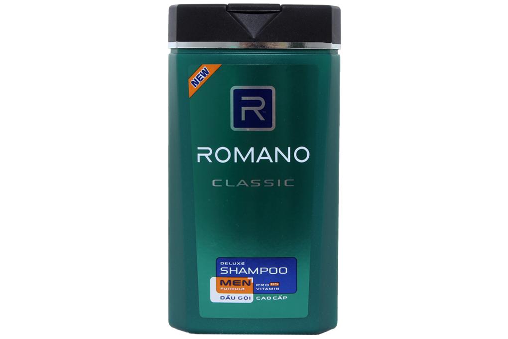 Dầu gội ROMANO Classic chai 180g