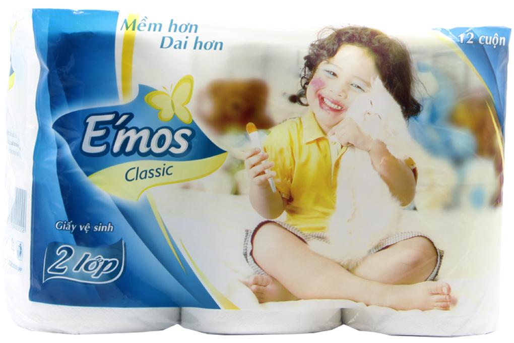 Giấy vệ sinh E