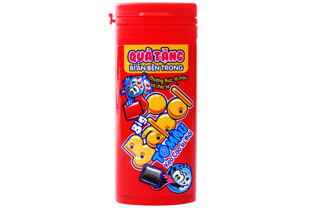 Kẹo cao su BigBalbol vị hỗn hợp